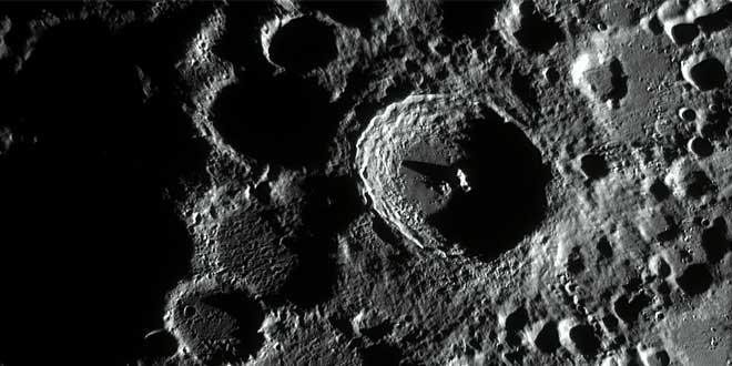 crateres luna