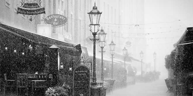 lluvia ciudad