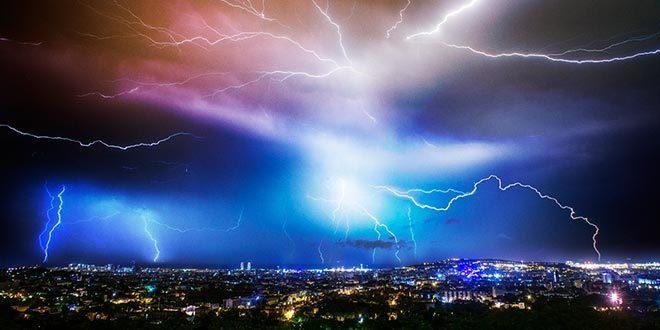 tormenta clima